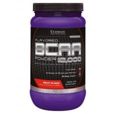 Ultimate Nutrition BCAA 12000 228 г фруктовый пунш