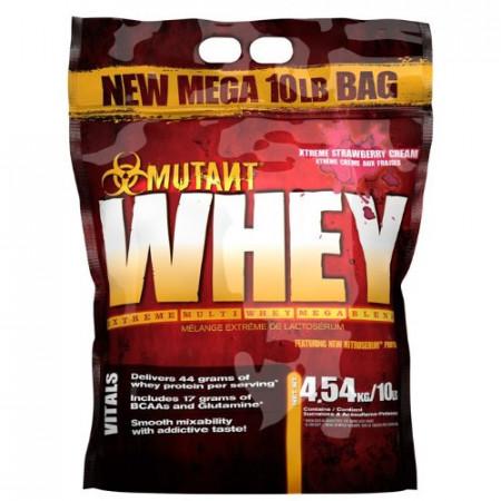 Протеин Mutant Whey 4540 г Strawberry Cream