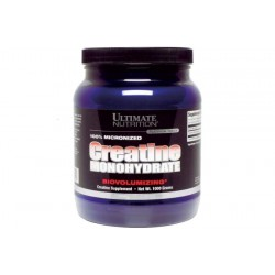 Ultimate Nutrition Creatine Monohydrate 1000 г без вкуса