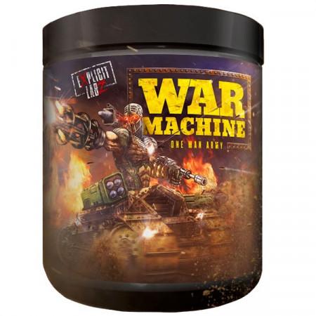 Предтренировочный комплекс Explicit Labz War Machine 450 г