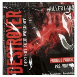 Пробник предтреника Killer Labz Destroyer 9 г