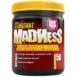 Предтренировочный комплекс Mutant Madness 300 г Фруктовый Пунш