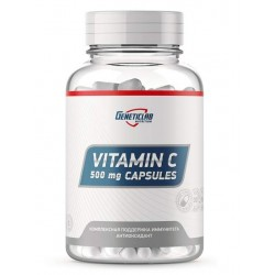 Витамин C GeneticLab Nutrition Vitamin C 60 капсул