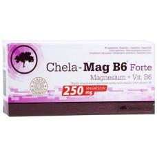Магний Olimp Chela-Mag B6 Forte 60 капсул