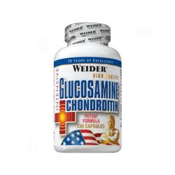 Глюкозамин хондроитин MSM Weider 120 капсул