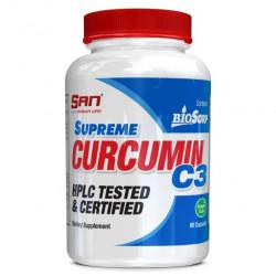 Куркумин San Supreme C3 60 капсул