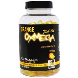 Omega-3 Controlled Labs Orange Oximega 120 гелевых капсул