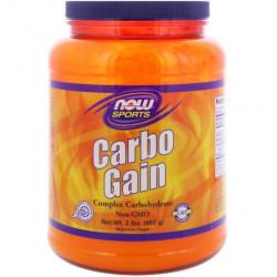 Углеводный комплекс Now Carbo Gain - 908 г