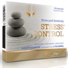 Добавка для нервной системы Olimp Stress Control 30 капсул