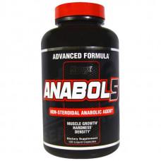 Бустер тестостерона Nutrex Anabol 5 120 капсул