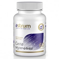 Astrum Мэн Комплекс: сила мужчины 60 таблеток