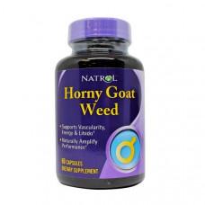 Добавка для здоровья Natrol Horny Goat Weed 60 капсул