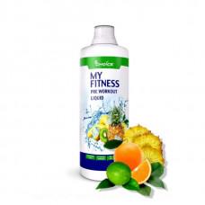 Предтренировочный комплекс MyChoice Nutrition My Fitness 1 л тропический взрыв