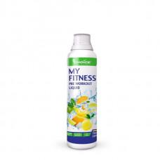 Предтренировочный комплекс MyChoice Nutrition My Fitness 500 мл тропический взрыв