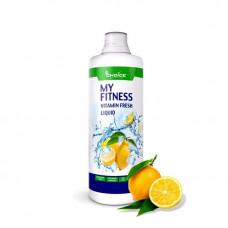 Изотоник MyChoice Nutrition My Fitness Vitamin Fresh Liquid 1 л лимон