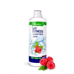 Изотоник MyChoice Nutrition My Fitness Vitamin Fresh Liquid 1 л малина