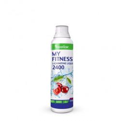 Напиток с L-карнитином MyChoice Nutrition My Fitness 2400 500 мл вишня