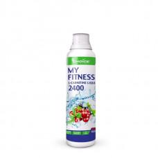 Напиток с L-карнитином MyChoice Nutrition My Fitness 2400 500 мл красная ягода