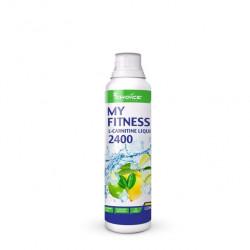 Напиток с L-карнитином MyChoice Nutrition My Fitness 2400 500 мл лимон-лайм