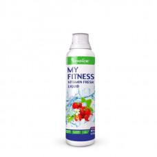 Изотоник MyChoice Nutrition My Fitness Vitamin Fresh Liquid 500 мл земляника