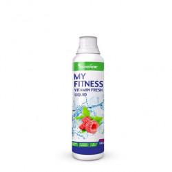 Изотоник MyChoice Nutrition My Fitness Vitamin Fresh Liquid 500 мл малина