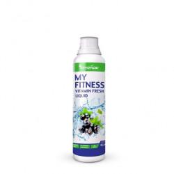 Изотоник MyChoice Nutrition My Fitness Vitamin Fresh Liquid 500 мл черная смородина