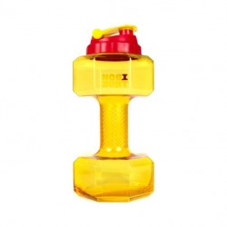 Бутылка IronTrue ITB951-2200 2200 мл желтый