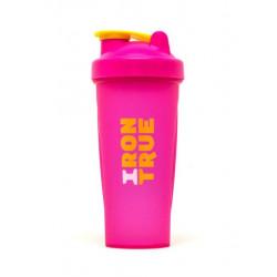Шейкер IronTrue ITS901-600 700 мл розовый