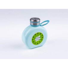 Бутылочка для воды в футляре Coocla, голубая