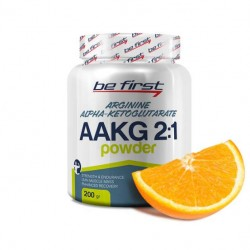 Be First AAKG Powder 200 г апельсин
