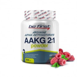 Be First AAKG Powder 200 г малина