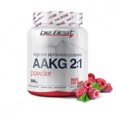 Be First AAKG Powder 300 г малина
