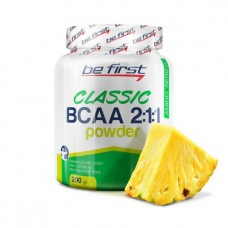 Be First BCAA Classic Powder 200 г ананас