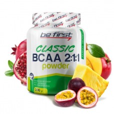 Be First BCAA Classic Powder 200 г экзотик
