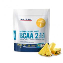 Be First BCAA Powder 450 г ананас