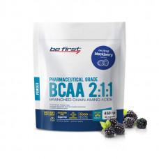 Be First BCAA Powder 450 г ежевика