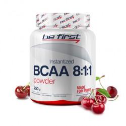 Be First BCAA Instantized Power 250 г вишня