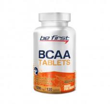 Be First BCAA Tablets 120 таблеток без вкуса