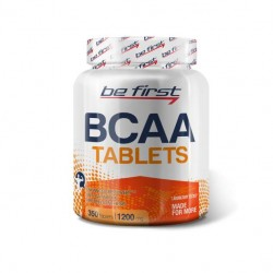 Be First BCAA Tablets 350 таблеток без вкуса