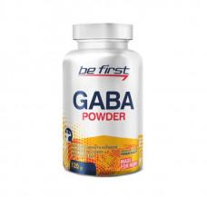 GABA в порошке Be First 120 г, без вкуса