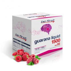 Guarana Liquid 1500 Be First, 20 ампул, малина