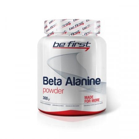 Be First Beta-Alanine Powder 300 г без вкуса