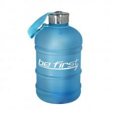 Бутылка для воды Be First 1890 мл, аква матовая
