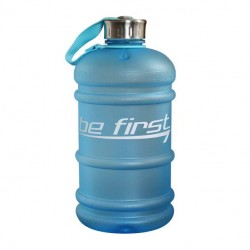Бутылка для воды Be First 2200 мл, аква матовая