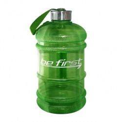 Бутылка для воды Be First 2200 мл, зеленая