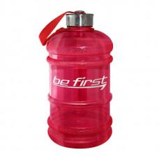 Бутылка для воды Be First 2200 мл, красная