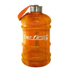 Бутылка для воды Be First 2200 мл, оранжевая