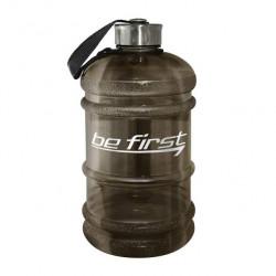 Бутылка для воды Be First 2200 мл, черная