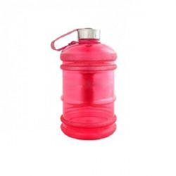 Бутылка для воды Be First без логотипа 2200 мл, красная