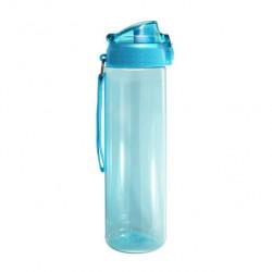 Бутылка для воды Be First без логотипа 700 мл, синяя